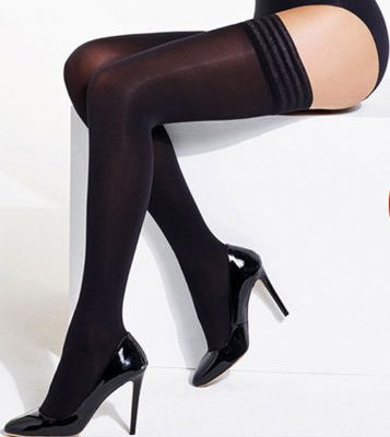 Charnos Ava hold ups for their 75th Anniversary