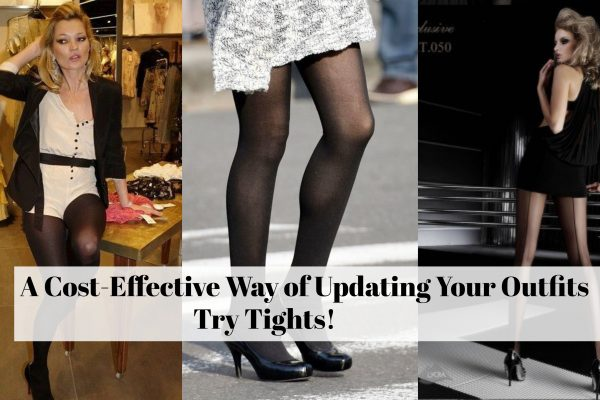 A Cost-Effective Way of Updating Your Outfits | Try Tights!